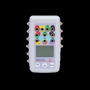 SIM-02 EKG Szimulátor
