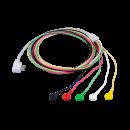 4+1 lead Ch patient cable