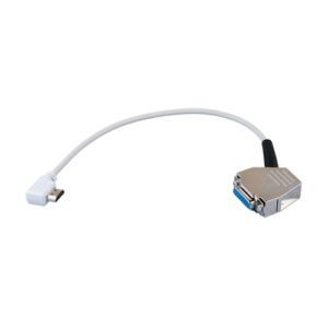 Interface cable for suction electrodes (female)
