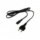 Mains power cable for RT devices