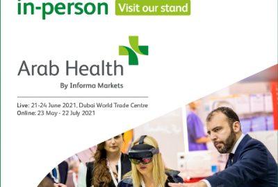 Arab Health kiállítás, Dubai